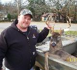 Norfork Lake White Tails